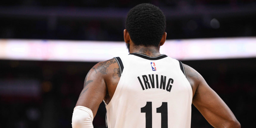 Kyrie Irving's silence has allowed others to control the narrative