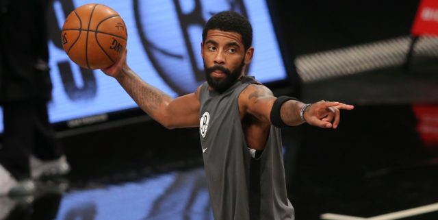 Kyrie Irving's sabbatical is most normal thing in NBA right now