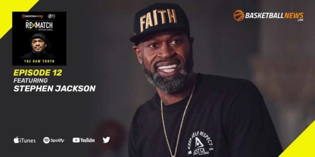Stephen Jackson on George Floyd, 'All The Smoke,' transitioning to media and more