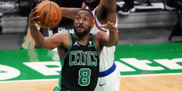 Kemba Walker struggles in debut as Knicks blow out Celtics