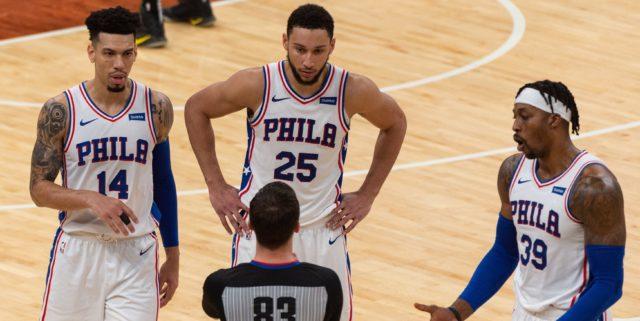 NBA postpones Sunday's 76ers-Thunder game