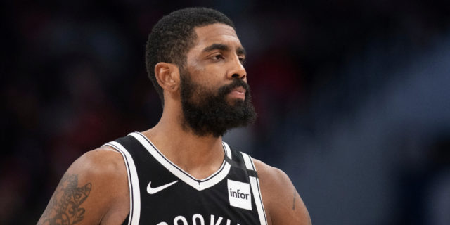 Nets' Kyrie Irving to return to lineup tomorrow against Cleveland