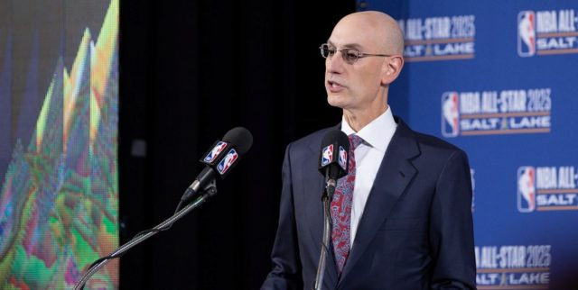 NBA viewership across TNT, ESPN and ABC is up 34%