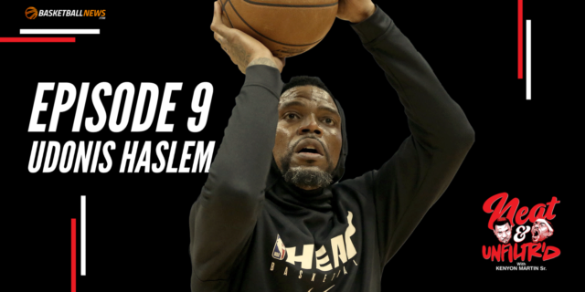 Udonis Haslem on upbringing, NBA career, playing for hometown Heat