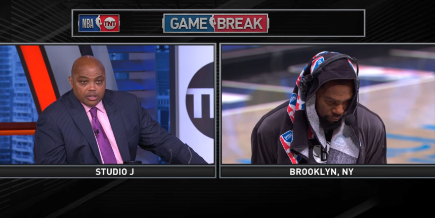 Durant on Barkley: 'I don't know why they still ask for this idiot's opinion'