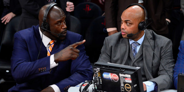Shaq, Chuck, Inside The NBA and compromise