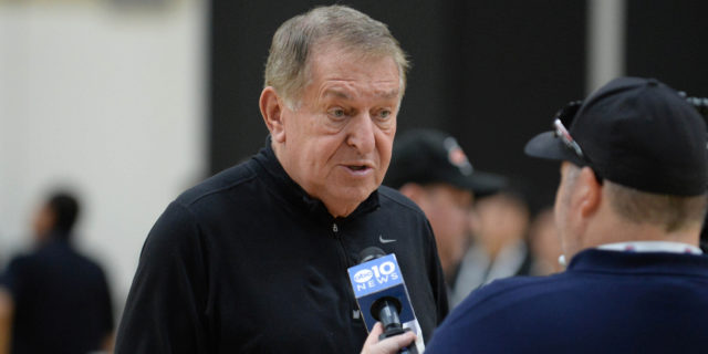 Jerry Colangelo discusses Team USA possibilities for 2021 Olympics