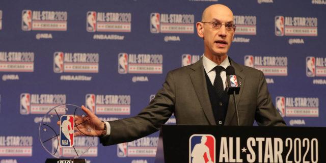 NBA postpones tonight's Spurs-Pelicans game