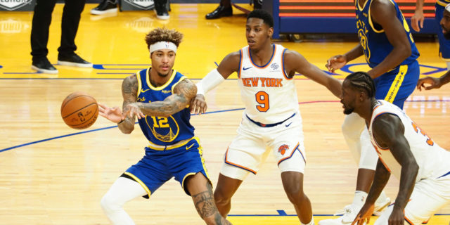 Warriors, Pelicans discussed Kelly Oubre Jr. trade
