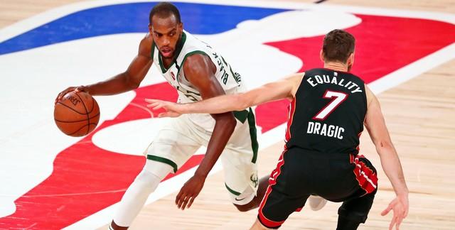 No Giannis, no problem: Bucks top Heat in OT