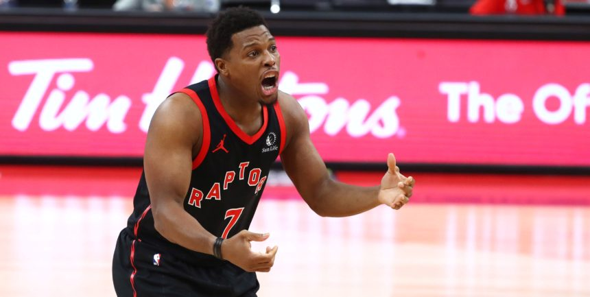 Examining the Raptors' 13-0 record without Kyle Lowry