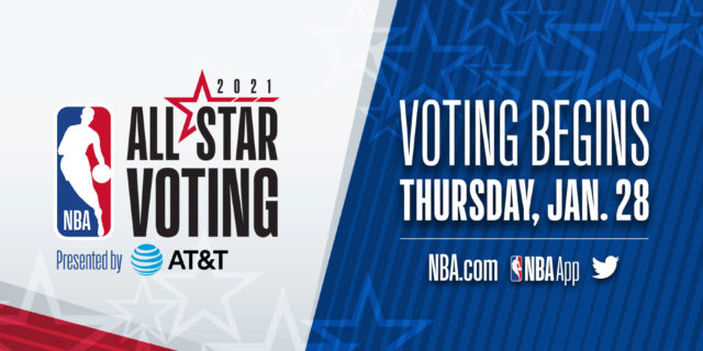 NBA announces All-Star voting to begin Thursday at noon