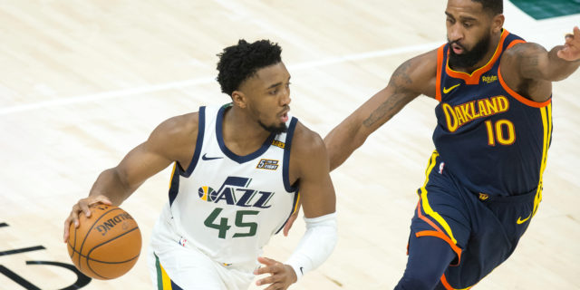 Donovan Mitchell enters concussion protocol, out vs. DAL