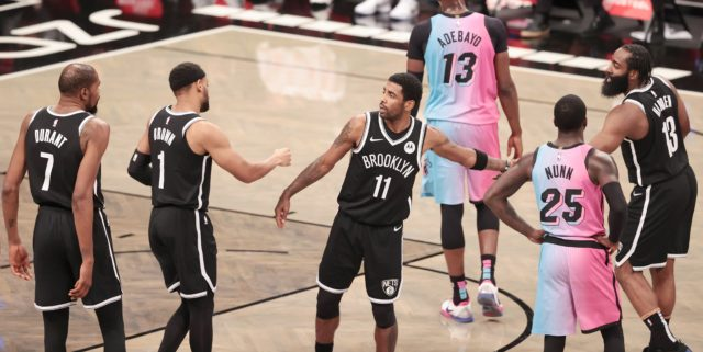The Nets' Big 3 should follow 2008 Celtics' blueprint for success