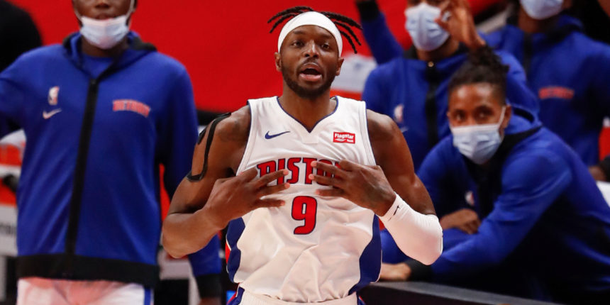 Jerami Grant's odds are rising in NBA's Most Improved Player race