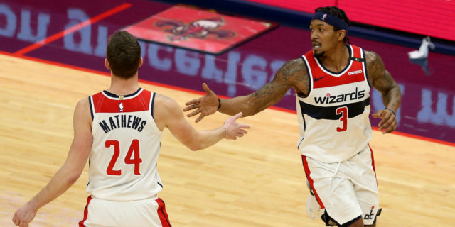 Bradley Beal won't be on the trading block 'in the near future'