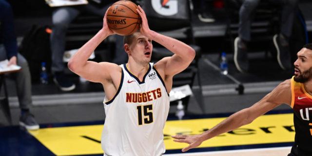 Nikola Jokic scores 47 points, Nuggets end Jazz 11-game win streak