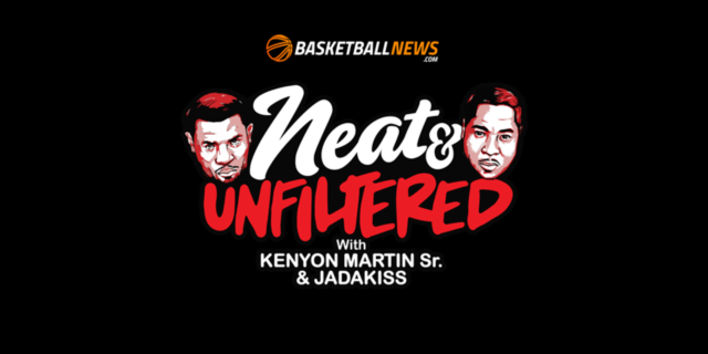 Jadakiss joins Kenyon Martin's 'Neat & Unfiltered' podcast as co-host