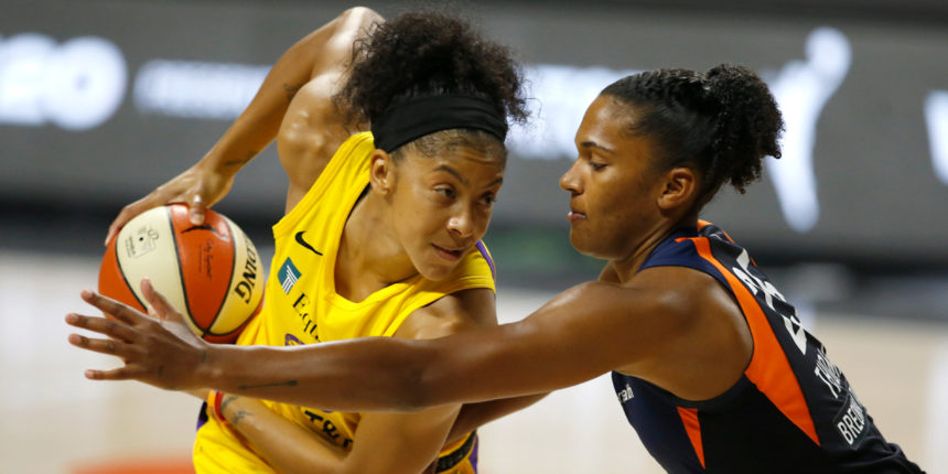 What Candace Parker brings to the Chicago Sky