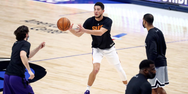 Devin Booker (hamstring) to return to lineup for Suns
