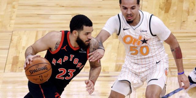 Fred VanVleet scores career-high 54 points, Raptors beat Magic