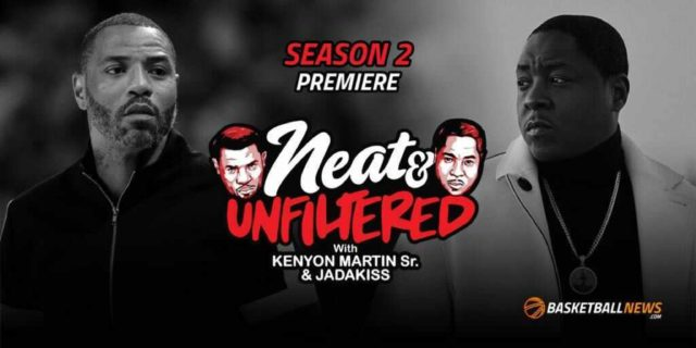 Neat & Unfiltered Season 2: Kenyon, Jadakiss talk Super Bowl, Nets, more