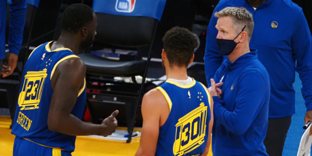 How Steve Kerr's missteps factor into the state of the Warriors