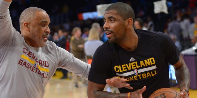 How Phil Handy helped Kyrie Irving become a star (with help from Kobe)