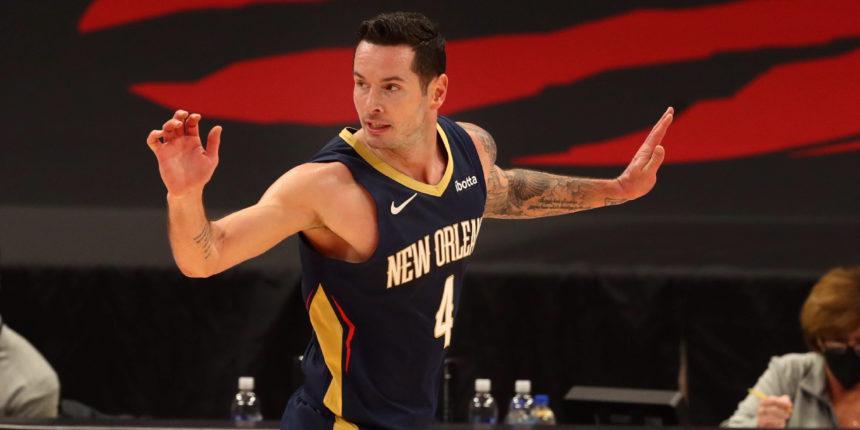Sheridan: JJ Redick to Knicks? Leon Rose needs to do it