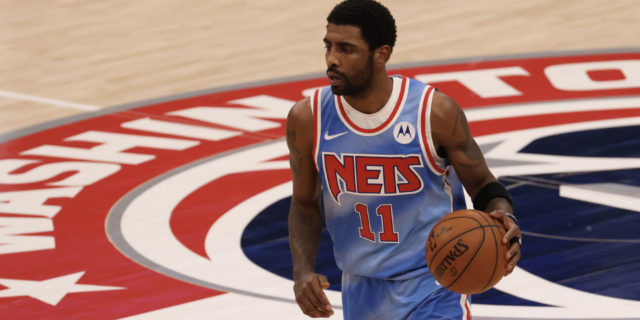Nets' Kyrie Irving (finger) 'probable' to play Tuesday at Detroit