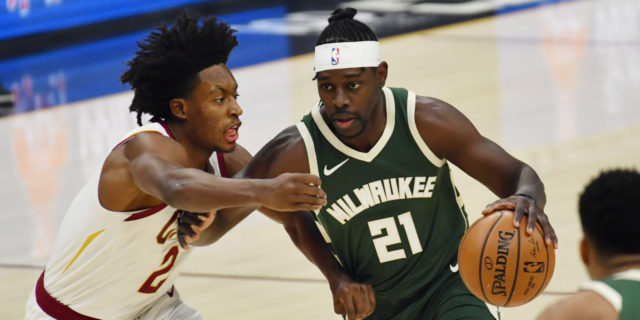 Bucks' Jrue Holiday may have tested positive for COVID-19