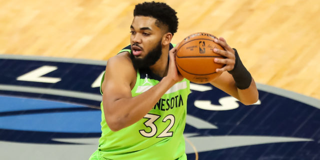 Karl-Anthony Towns expected to return from COVID-19 absence on Wednesday