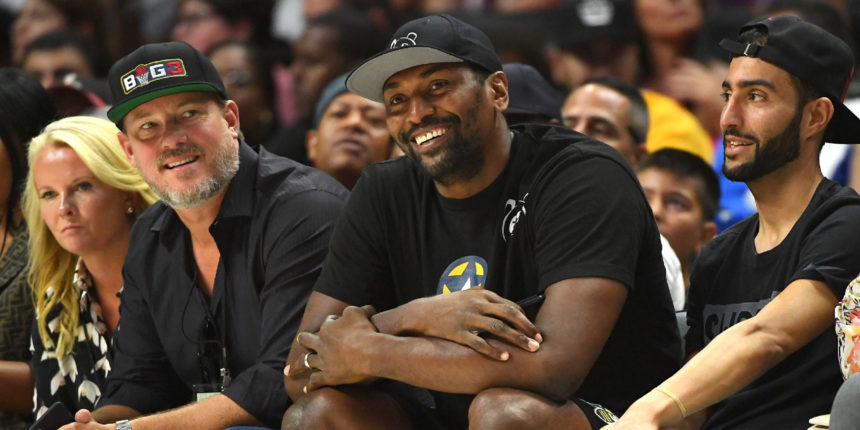 Metta World Peace on Luka: 'Definitely one of the smartest players I've seen'