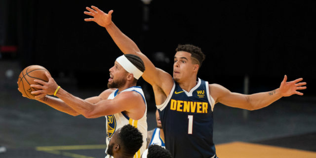 Michael Porter Jr. is his biggest critic, aiming to help Nuggets in other ways
