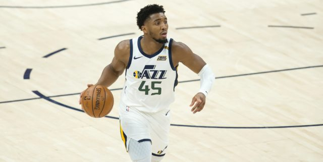 Oddsmakers on Donovan Mitchell's 100-1 MVP odds: 'Nobody has bet him'
