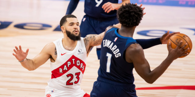 Fred VanVleet: Frustration with Raptors defense is 'really high'