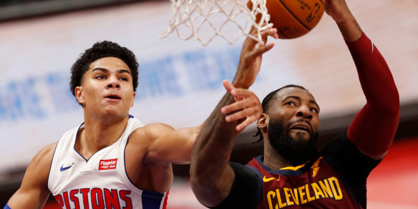 Andre Drummond has his faults, but he could still be key championship piece