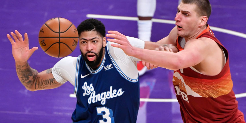 Anthony Davis could miss more time than expected 2-3 weeks with injury