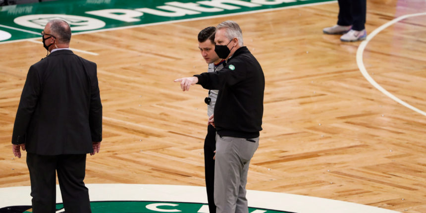 Celtics GM Danny Ainge: 'Our roster obviously is not good'