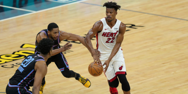 Jimmy Butler: 'I think we're a ways away from being a good team right now'