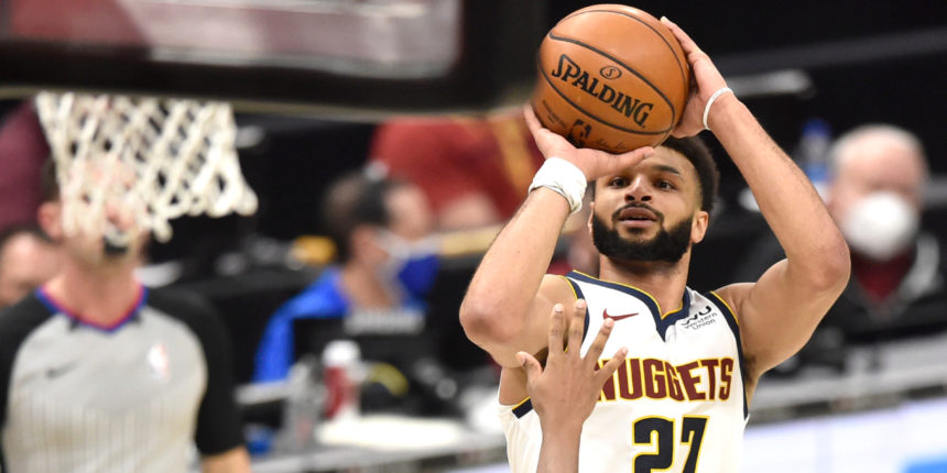 Jamal Murray sets NBA record for most points without a free throw