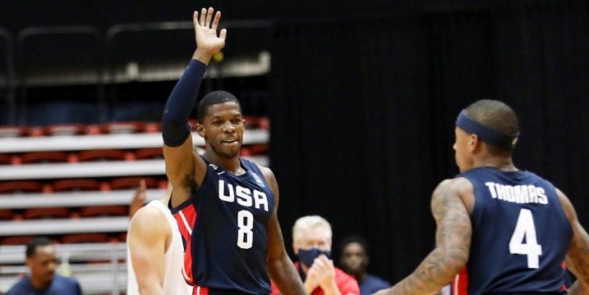 Joe Johnson proving he can still get buckets in FIBA Americup Qualifers