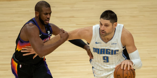 Orlando Magic have shown 'no interest' in trading Nikola Vucevic