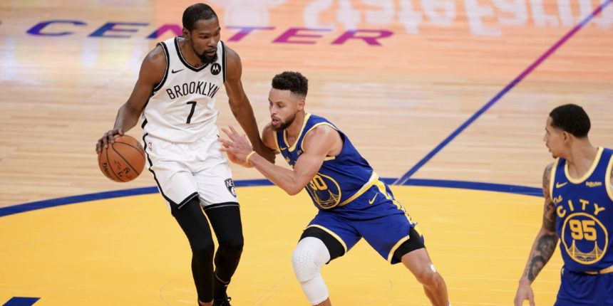 Durant (hamstring) remains without timetable for return, out vs. Kings