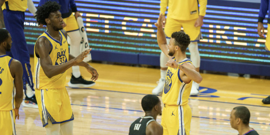 Curry expected to play vs. Knicks, Wiseman and Looney 'questionable'