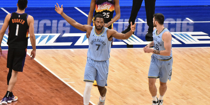 Justise Winslow makes season/Grizzlies debut, Jackson Jr. remains out