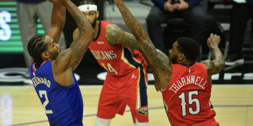 Pelicans plan to move on from Sindarius Thornwell