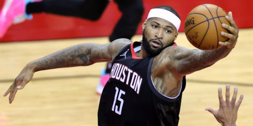 Houston Rockets release DeMarcus Cousins