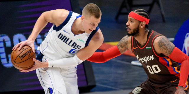 Mavericks reached out to Warriors about potential Kristaps Porzingis trade
