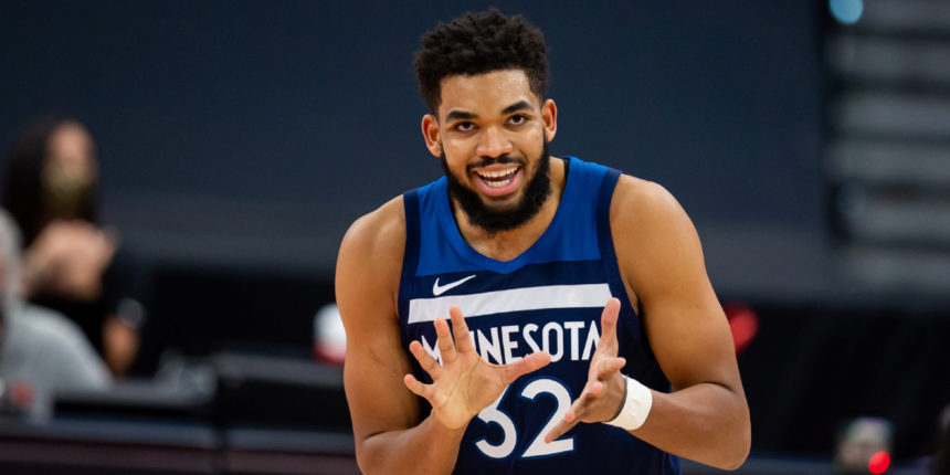 Reshaping the Timberwolves in Karl-Anthony Towns' image